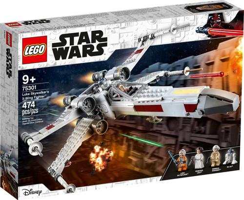 LEGO Star Wars Luke Skywalker's X-Wing Fighter Set #75301