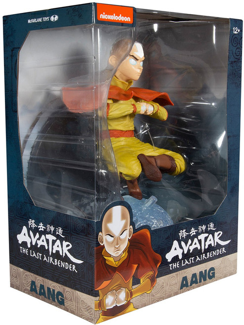 McFarlane Toys Avatar the Last Airbender Aang Deluxe Action Figure (Pre-Order ships October)
