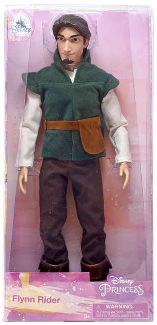 Disney Princess Tangled Classic Flynn Rider Exclusive 12-Inch Doll [2019, Version 2, Damaged Package]
