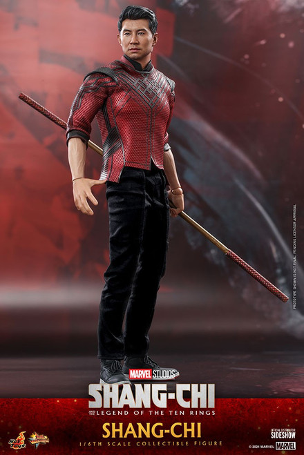 Marvel Movie Masterpiece Shang-Chi Collectible Figure (Pre-Order ships March 2023)