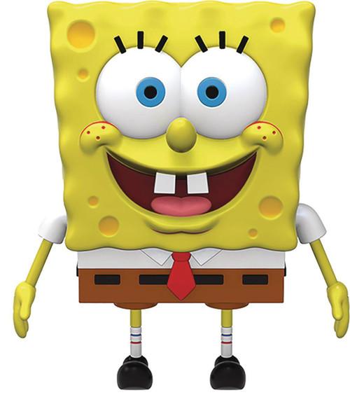 Spongebob Squarepants Ultimates Spongebob Squarepants Action Figure (Pre-Order ships October)