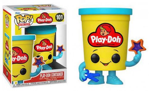 Funko POP! Retro Toys Play-Doh Container Vinyl Figure #101 (Pre-Order ships November)