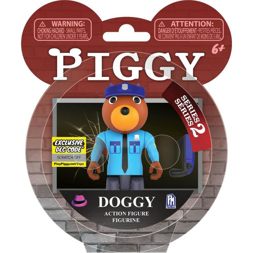 Piggy Series 2 Doggy Action Figure