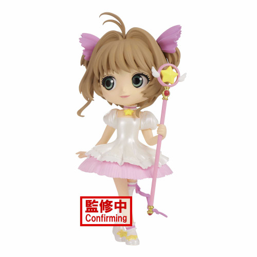 Cardcaptor Sakura Q Posket Sakura Kinomoto Collectible PVC Figure [Version B] (Pre-Order ships February)