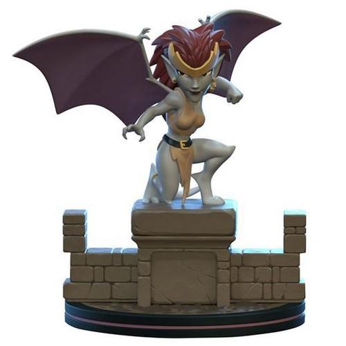 Disney Gargoyles Q-Fig Demona 5-Inch Figure Diorama (Pre-Order ships October)