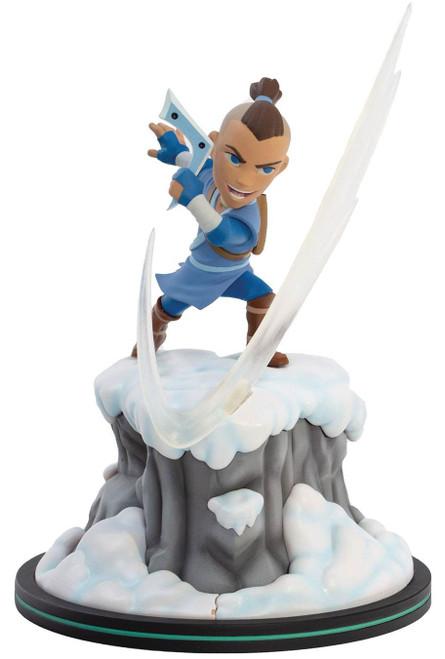 Avatar the Last Airbender Q-Fig Elite Sokka 7-Inch Figure Diorama (Pre-Order ships January)