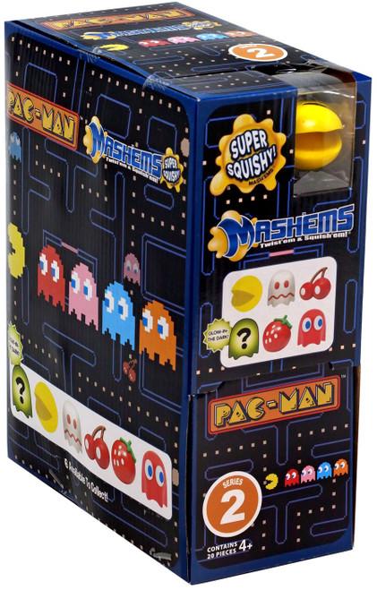 Mash'ems Pac-Man Mystery Box [20 Packs]