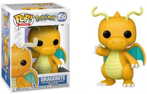 Funko Pokemon POP! Games Dragonite Vinyl Figure #850 (Pre-Order ships November)