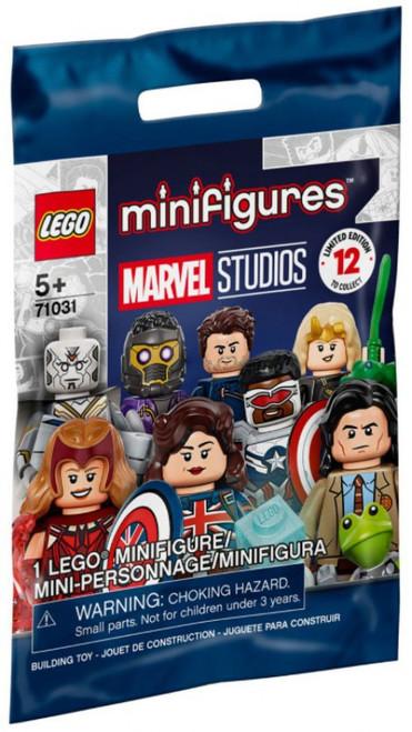 LEGO Minifigures Marvel Studios Mystery Pack #71031 [1 RANDOM Figure]