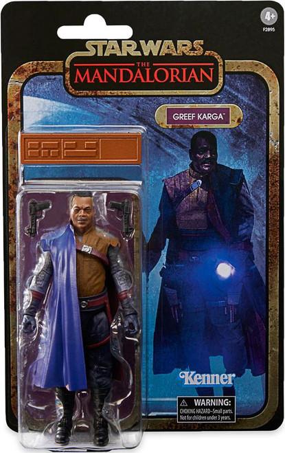 Star Wars The Mandalorian Black Series Credit Collection Greef Karga Action Figure (Pre-Order ships October)