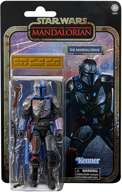 Star Wars Black Series Credit Collection The Mandalorian Exclusive Action Figure [2022 Version] (Pre-Order ships May)