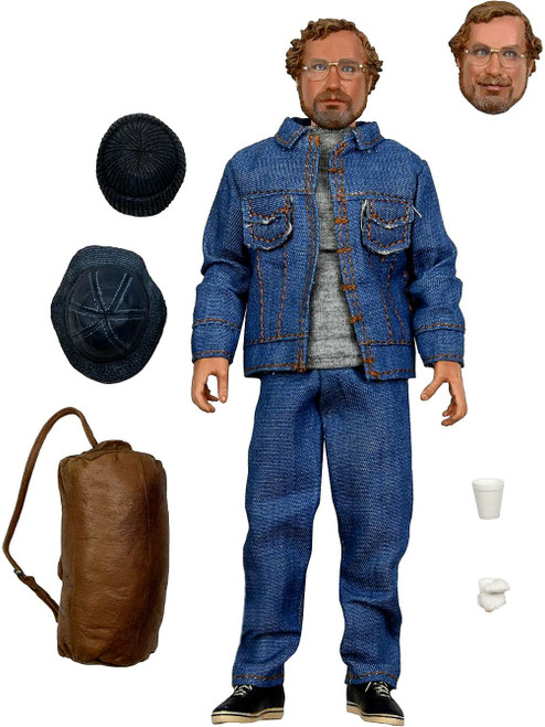 NECA Jaws Matt Hooper Clothed Action Figure [Amity Arrival] (Pre-Order ships March)