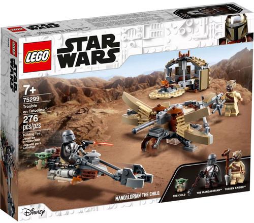 LEGO Star Wars Trouble on Tatooine Set #75299