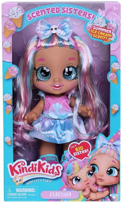 Kindi Kids Scented Sisters Pearlina Doll
