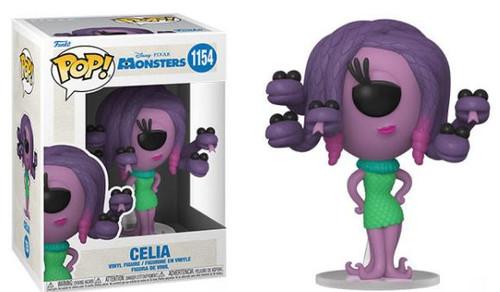 Funko Disney Monsters, Inc. 20th Anniversary Celia Vinyl Figure #1154 (Pre-Order ships November)