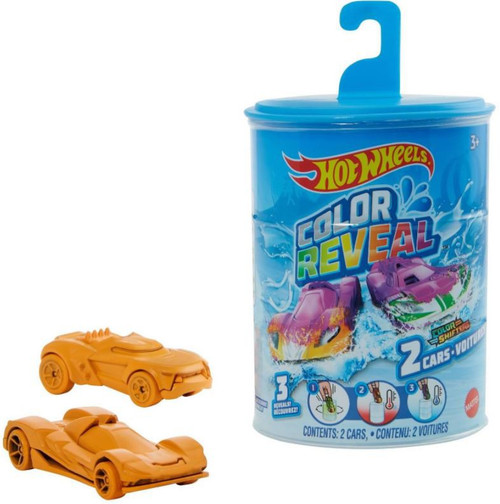 Hot Wheels Color Reveal Color Shifters Mystery Pack [2 RANDOM Cars]