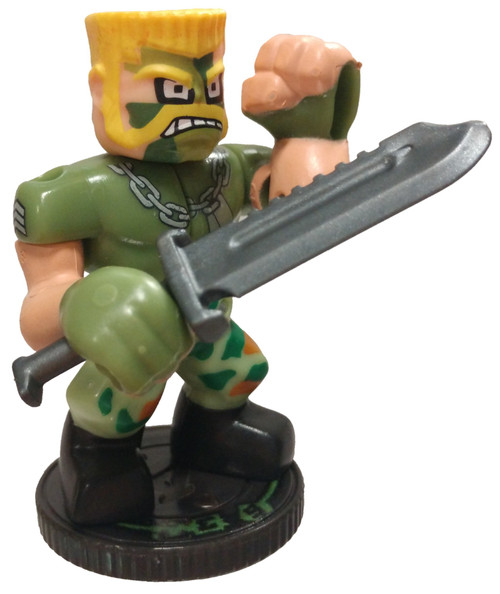 Akedo Ultimate Arcade Warriors Series 1 Buzz Cut Classic Action Figure [with Battle Controller Loose]