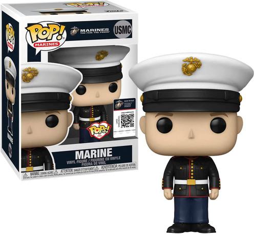 Funko Military US Marine Male C Vinyl Figure (Pre-Order ships November)