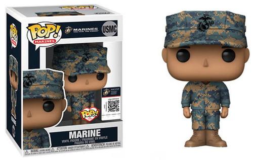Funko Military US Marine Male H Vinyl Figure (Pre-Order ships November)