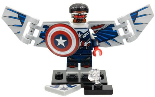 LEGO Marvel Studios Captain America Minifigure [Loose]