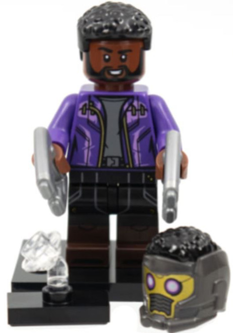 LEGO Marvel Studios T'Challa Star-Lord Minifigure [Loose]