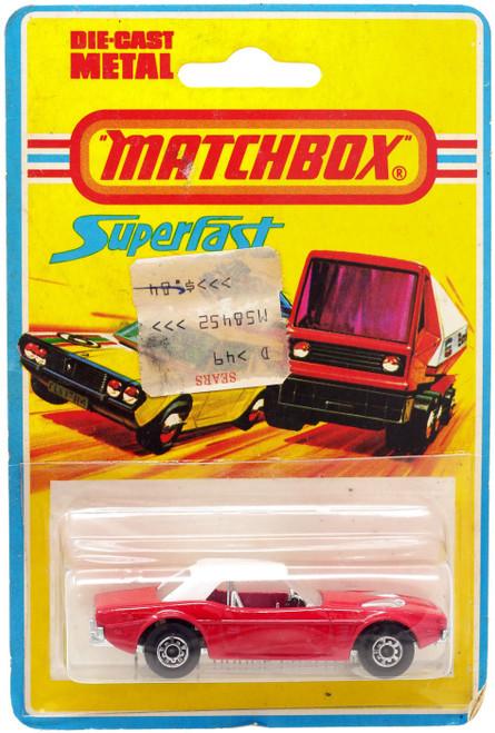 Matchbox Superfast No: 1 Dodge Challenger Diecast Vehicle