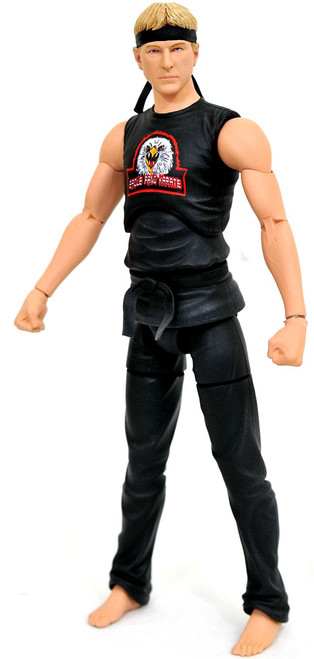 Cobra Kai Movie Select Johnny Lawrence Exclusive Action Figure [Eagle Fang] (Pre-Order ships March)
