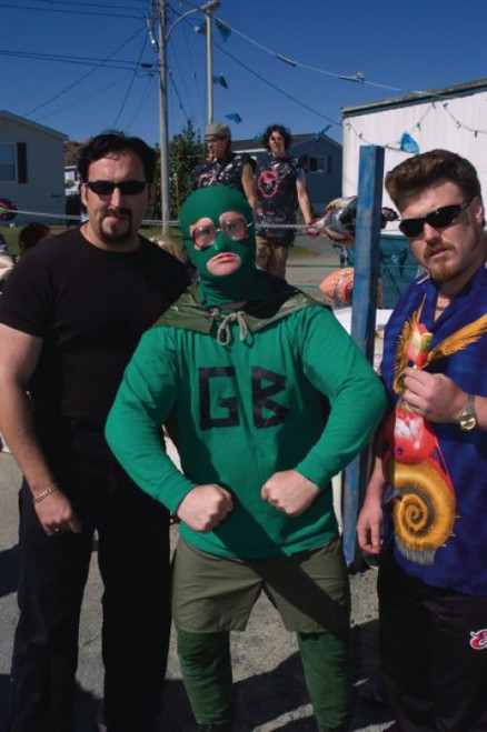 Devil's Due Publishing / 1First Comics Trailer Park Boys: Bagged & Boarded D Comic Book