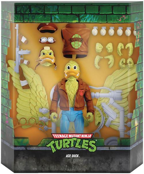 Teenage Mutant Ninja Turtles Ultimates Wave 6 Ace Duck Action Figure (Pre-Order ships October)
