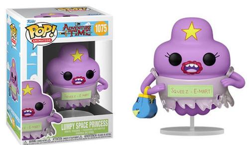 Funko Adventure Time POP! Animation Lumpy Space Princess Vinyl Figure #1075 (Pre-Order ships November)