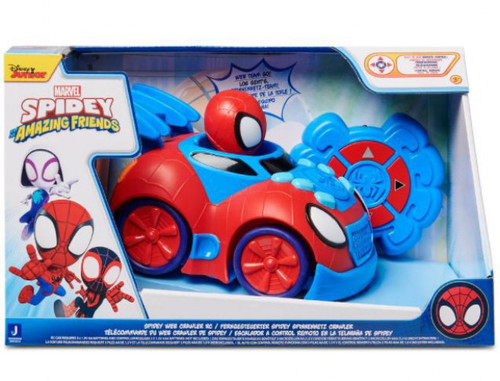 Marvel Spidey & His Amazing Friends Web-Crawler Remote Control Vehicle (Pre-Order ships October)