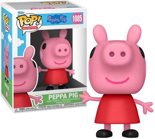 Funko POP! Animation Peppa Pig Vinyl Figure #1085 (Pre-Order ships November)