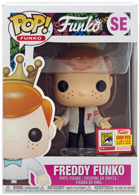 POP! Funko Freddy Funko Exclusive Vinyl Figure SE [Red Grease]