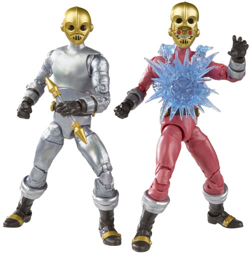 Power Rangers Lightning Collection Zeo Cogs Exclusive Action Figure 2-Pack