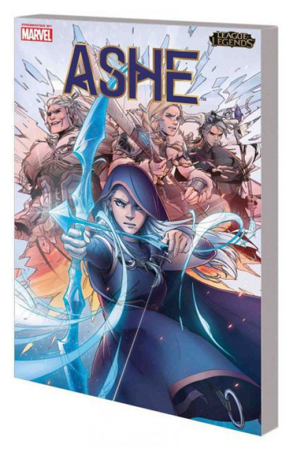 Marvel League Of Legends: Ashe - Warmother TP Comic Book