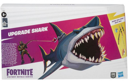 Fortnite Victory Royale Upgrade Shark Action Figure Accessory Pack