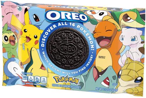 Pokemon Oreo 15.25 Oz Cookies
