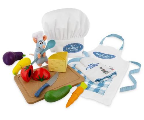 Disney / Pixar Remy's Ratatouille Adventure Little Chef Set Exclusive Playset