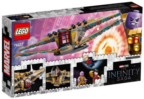 LEGO Marvel The Infinity Saga Sanctuary II: Endgame Battle Set #76237