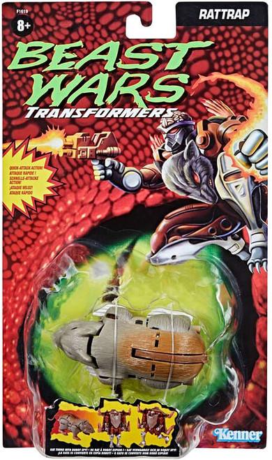 Transformers Beast Wars Rattrap Deluxe Action Figure