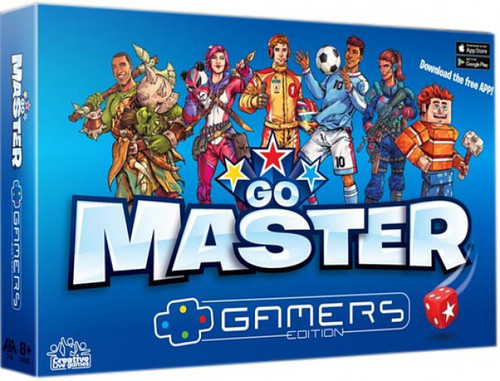 Go Masters Board Game [Gamers Edition]