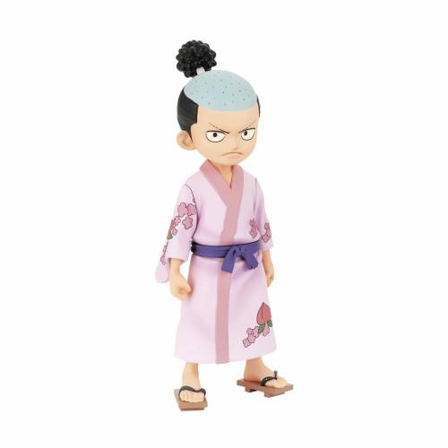 One Piece DXF Grandline Men Wano Country Kouzuki Momonosuke 4.7-Inch Collectible PVC Figure (Pre-Order ships March)
