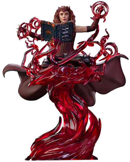 Marvel WandaVision Scarlet Witch Statue (Pre-Order ships January)