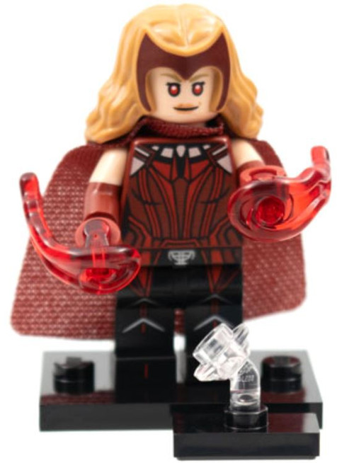 LEGO Marvel Studios The Scarlet Witch Minifigure [Loose]