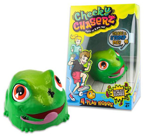 Cheeky Chaserz Frantic Frog