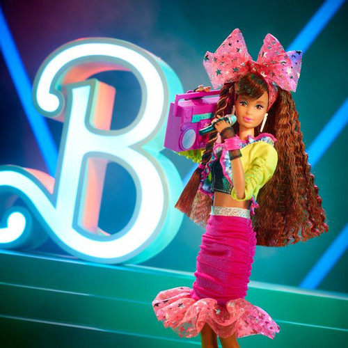 80s Edition Rewind Night Out Barbie Exclusive 11.5-Inch Doll [Brunette]