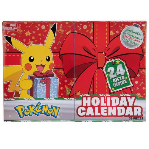 Pokemon 2021 Holiday Advent Calendar [Battle Figures!] (Pre-Order ships November)