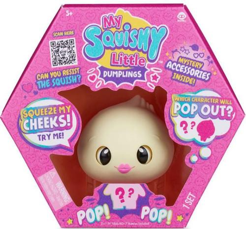 My Squishy Little Dumplings Dee Figure [Pink]