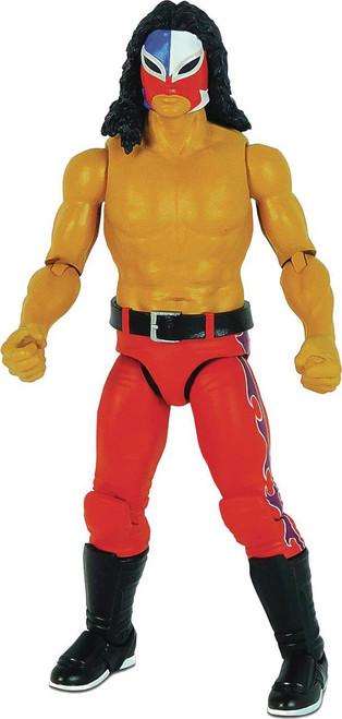 Legends of Lucha Libre Fantasticos Juventud Guerrera Action Figure (Pre-Order ships September)