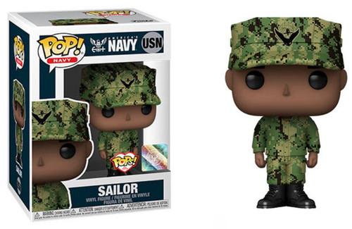 Funko Military US Navy Working Uniform Male 1 Vinyl Figure (Pre-Order ships November)